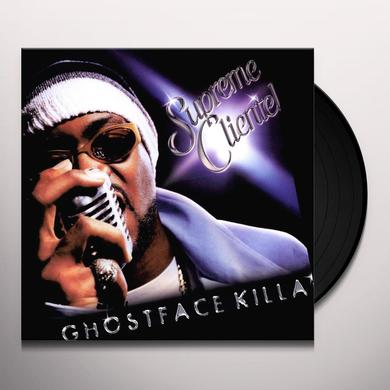 Ghostface Killah SUPREME CLIENTELE Vinyl Record