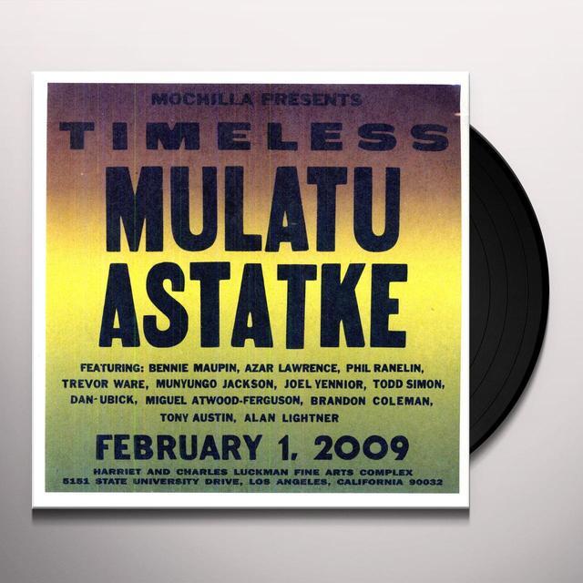 Mulatu Astatke TIMELESS: MULATU Vinyl Record