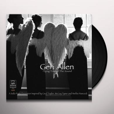 Geri Allen FLYING TOWARD THE SOUND Vinyl Record