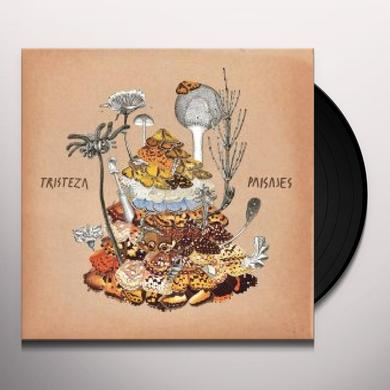 Tristeza PAISAJES Vinyl Record