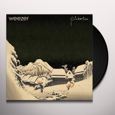 Weezer PINKERTON Vinyl Record - Remastered
