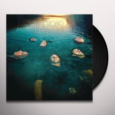 RAILROAD EARTH Vinyl Record - Digital Download Included