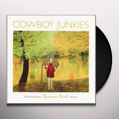 Cowboy Junkies RENMIN PARK Vinyl Record - 180 Gram Pressing
