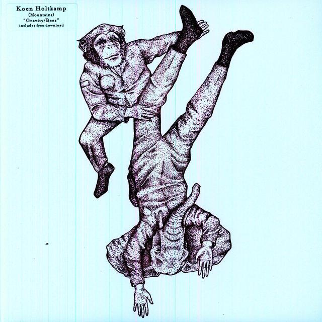 Koen Holtkamp GRAVITY BEES Vinyl Record