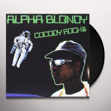 Alpha Blondy COCODY ROCK Vinyl Record