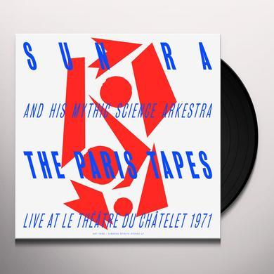 PARIS TAPES Vinyl Record