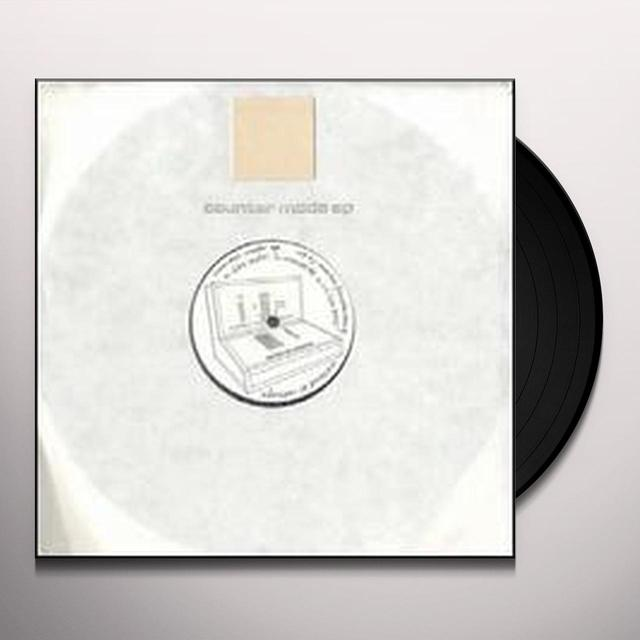Marko Furstenberg COUNTER MODE (EP) Vinyl Record