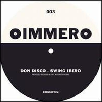 Don Disco / Losoul SWING IBERO / NUIN Vinyl Record