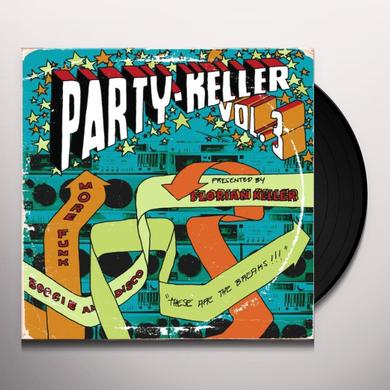 PARTY KELLER 3 / VARIOUS Vinyl Record