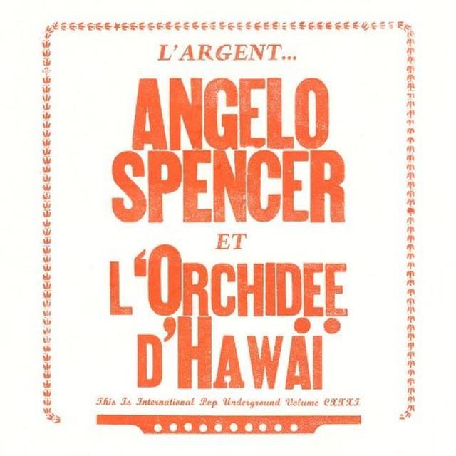 Angelo Spencer LARGENT Vinyl Record