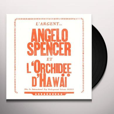 Angelo Spencer LARGENT Vinyl Record