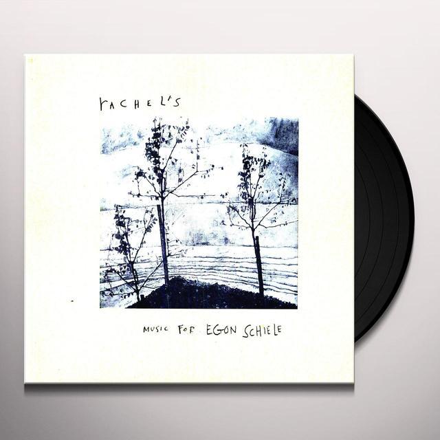 Rachel's MUSIC FOR EGON SCHIELE Vinyl Record - Digital Download Included