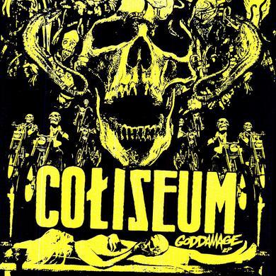 Coliseum GODDAMAGE Vinyl Record