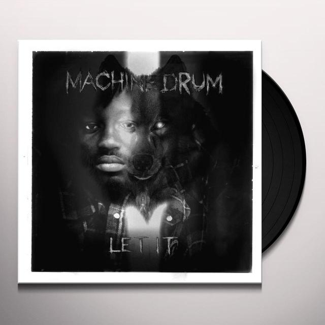 Machinedrum LET IT Vinyl Record