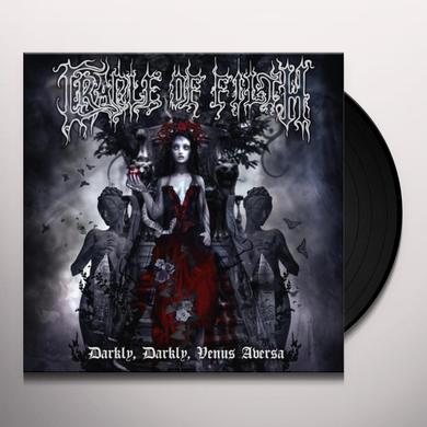 Cradle Of Filth DARKLY DARKLY VENUS AVERSA Vinyl Record