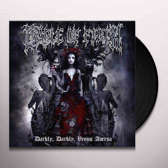 Cradle Of Filth DARKLY DARKLY VENUS AVERSA Vinyl Record