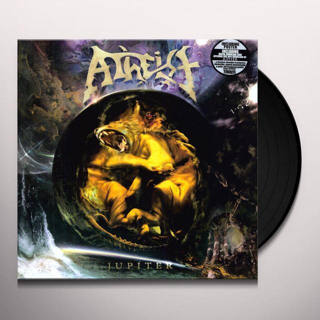 Atheist JUPITER Vinyl Record
