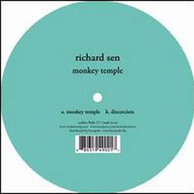 Richard Sen MONKEY TEMPLE Vinyl Record