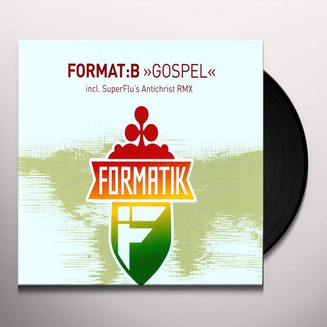 Format:B GOSPEL Vinyl Record