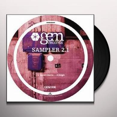 GEM SAMPLER 2.1 / VARIOUS (EP) Vinyl Record