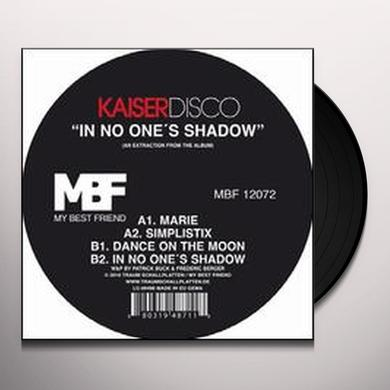 Kaiserdisco IN NO ONES SHADOW (EP) Vinyl Record
