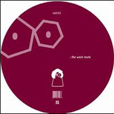 Jeff Samuel FALSE ALARM Vinyl Record