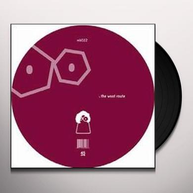 Jeff Samuel FALSE ALARM (EP) Vinyl Record