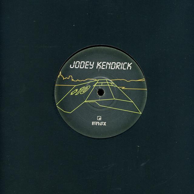 Jodey Kendrick PLUS TEN (EP) Vinyl Record