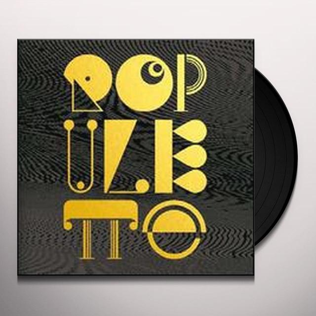 Populette POPULACE (EP) Vinyl Record