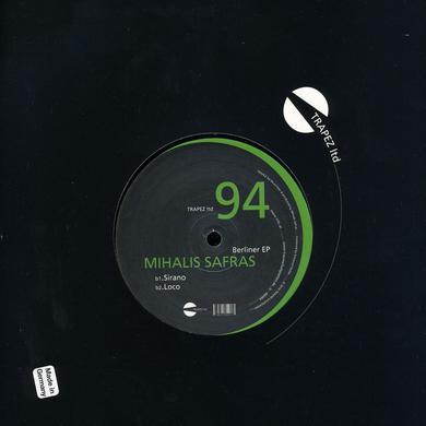 Mihalis Safras BERLINER Vinyl Record