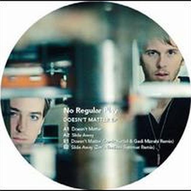 No Regular Play DOESNT MATTER (EP) Vinyl Record