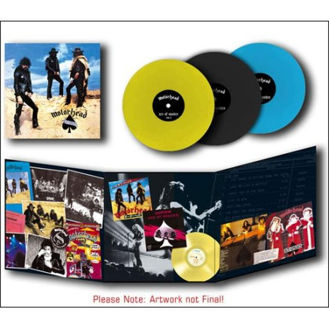 Motorhead ACE OF SPADES (COLV) (OGV) (Vinyl)