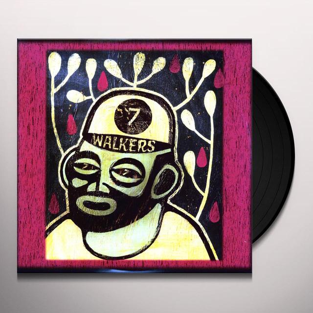 7 WALKERS Vinyl Record