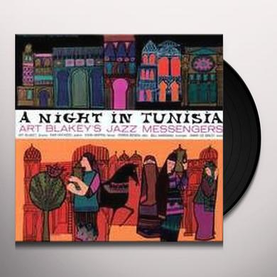 Art Blakey NIGHT IN TUNISIA Vinyl Record - 180 Gram Pressing