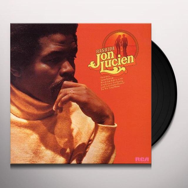 Jon Lucien RASHIDA Vinyl Record
