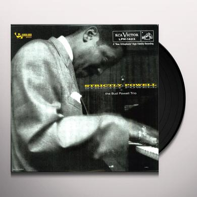 Bud Powell STRICTLY POWELL Vinyl Record