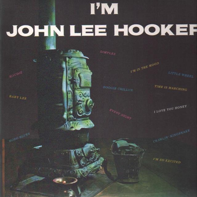 I'M JOHN LEE HOOKER Vinyl Record