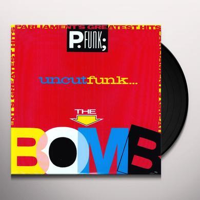 Parliament BEST OF Vinyl Record