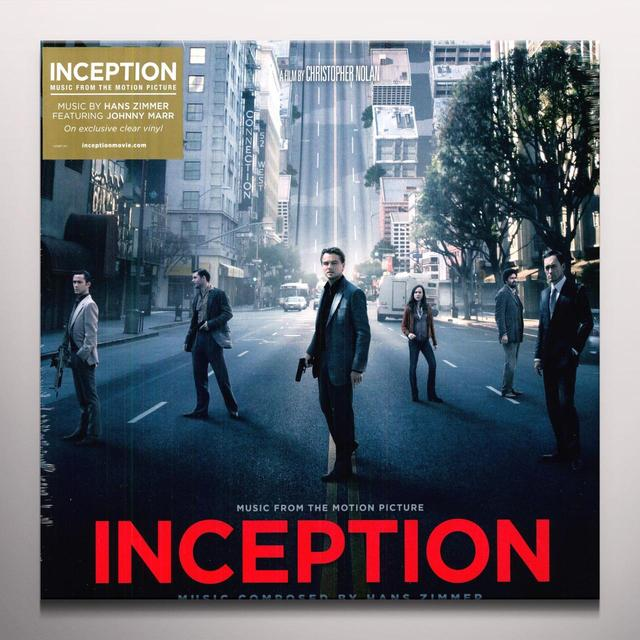 INCEPTION / O.S.T. (COLV) (CVNL) INCEPTION / O.S.T. Vinyl Record