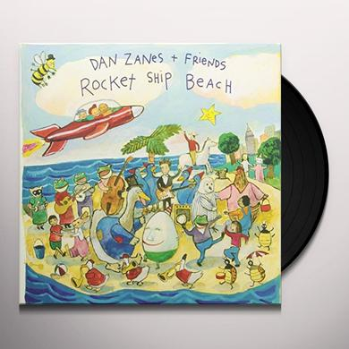 Dan Zanes & Friends ROCKET SHIP BEACH Vinyl Record