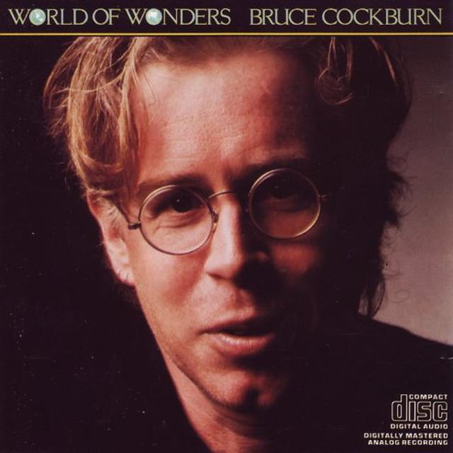 Bruce Cockburn WORLD OF WONDERS Vinyl Record