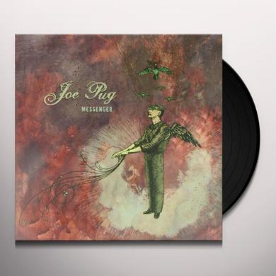 Joe Pug MESSENGER Vinyl Record