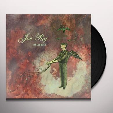 Joe Pug MESSENGER Vinyl Record