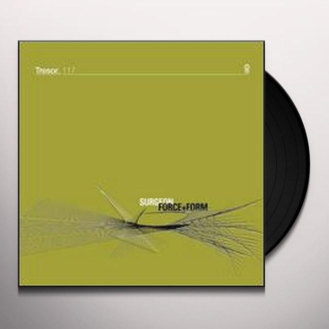 SURGEON FORCE & FORM Vinyl Record