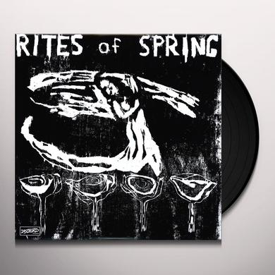 Rites Of Spring END ON END Vinyl Record