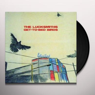 The Lucksmiths GET-TO-BED BIRDS Vinyl Record - Limited Edition