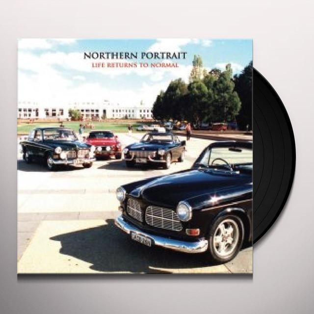 Northern Portrait LIFE RETURNS TO NORMAL Vinyl Record