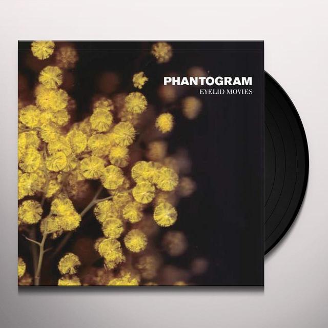 Phantogram EYELID MOVIES Vinyl Record