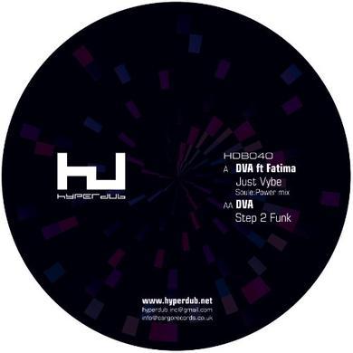 DVA / FATIMA JUST VYBE Vinyl Record