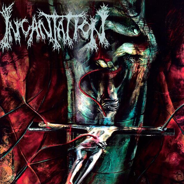 Incantation ONWARD TO GOLGOTHA Vinyl Record